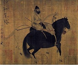 Han Gan Chinese artist