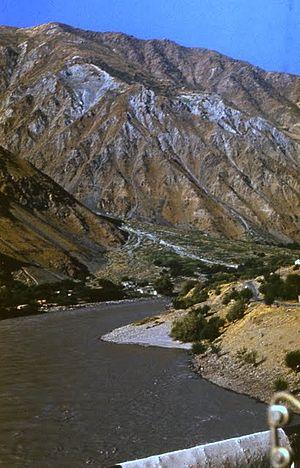 Panj River - Panj river