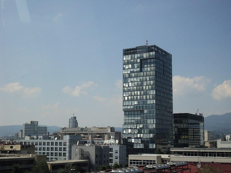 Panorama-Eurotower, Cibona, HOTO