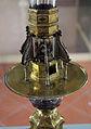 Paolo di giovanni sogliani (attr.), reliquiario in rame dorato, argento, cristallo di rocca e smalti, 1506, da s. verdiana 03.JPG