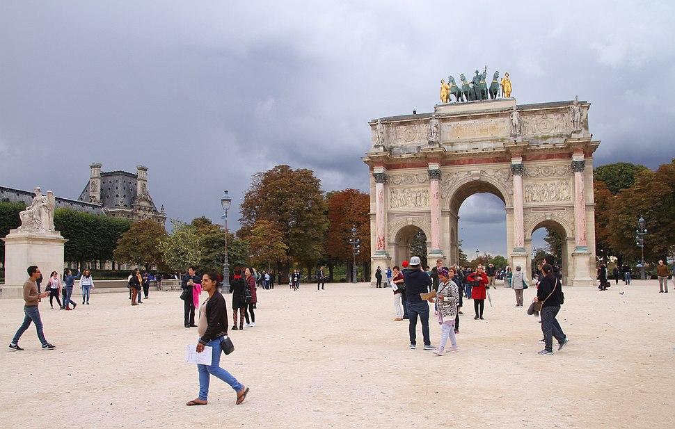 Paris-Arc de Triomphe du Carrousel-102-2017-gje