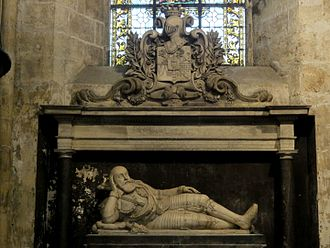 William Douglas, 10th Earl of Angus - Tomb of the 10th Earl of Angus