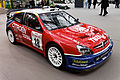 Paris - Bonhams 2013 - Citroën Xsara WRC - 2003 - 002.jpg