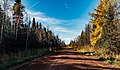 Pass Lake Crossroad Road, Sleeping Giant - Sibley Peninsula, Ontario, Canada (23411398443).jpg