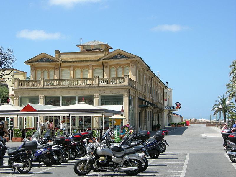 Hotel President Viareggio Viareggio Lu Italien