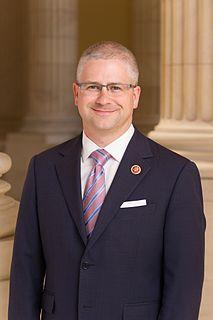 Patrick McHenry American politician
