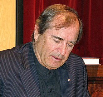 Paul Theroux - Theroux in 2008