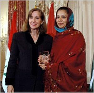 Aziza Siddiqui - Aziza Siddiqui in 2007