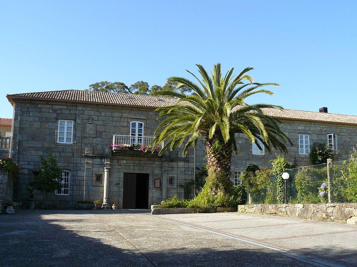 Pazo de p as wikipedia la enciclopedia libre for Casa planta ramallosa