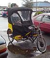 Pedicab in Arcata CA.JPG