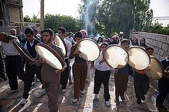 Daf - Iranian Kurds from Alk