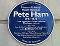 Pete ham plaque (9421986200).jpg