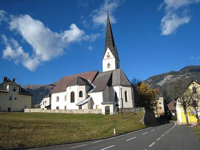 Sankt Stefan im Gailtal