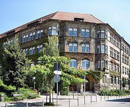 Pforzheim Osterfeldschule 20090810