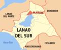 Ph locator lanao del sur marawi.png
