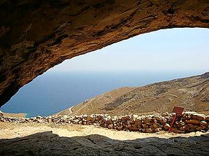 Pherecydes of Syros - Pherecydes' Cave.