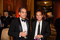 Philip Kerr and Malcolm Gladwell 2014.jpg