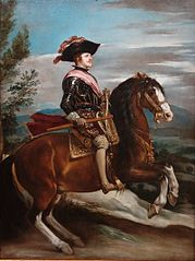 Philippe IV à cheval