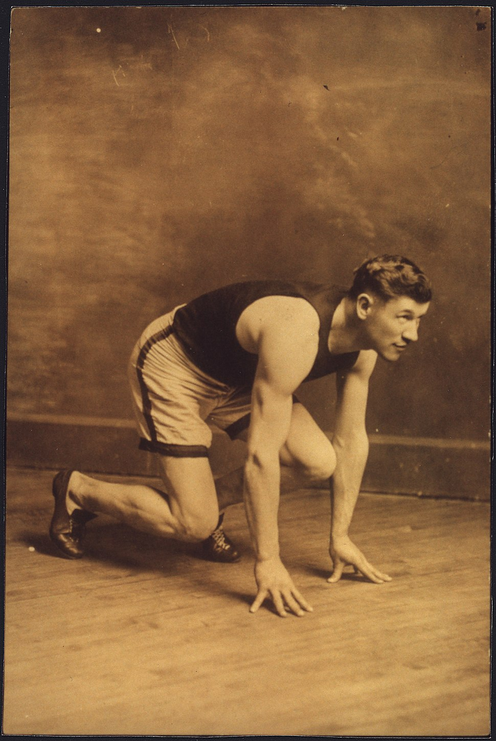 Photograph of Jim Thorpe - NARA - 595347
