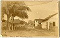 Photograph of homes and native Cubans pictured in the Cuban village of Guanabacoa during the Spanish-American War (undated) (photograph owned by George E. Butler). (28259891794).jpg