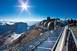PV system on Germany's highest mountain-top