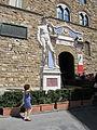 Piazza della Signoria din Florenta15 - Statuia lui David.jpg