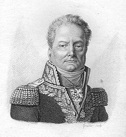 Pierre Margaron (gravure de 1818).