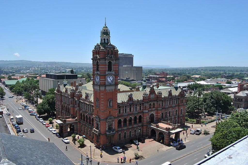 Noticiario - Página 3 1024px-Pietermaritzburg_City_Hall