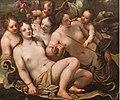 Pietro Liberi - Venus, Amor and the Three Graces.jpg