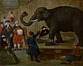 Pietro Longhi - The Display of the Elephant - BF.1980.3 - Museum of Fine Arts.jpg