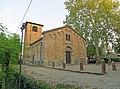 Pieve di San Biagio (Talignano, Sala Baganza) - facciata e lato nord 1 2019-09-16.jpg