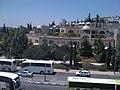 PikiWiki Israel 3446 view from mamila kanyon.JPG