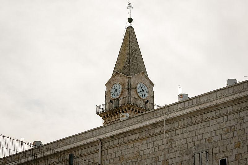 רמלה העתיקה - כנסיות ומסגדים