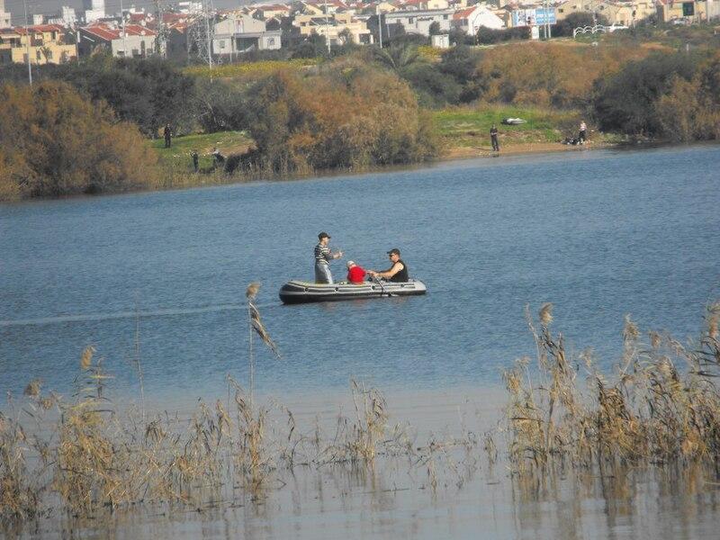 נופש ושלווה באגם ראשון-לציון