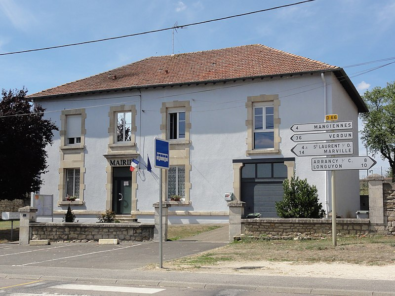 Pillon (Meuse) mairie