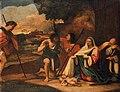 Piombo, Adoración de los pastores, Museo Fitzwilliam.jpg