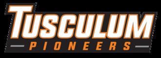 Tusculum College - Tusculum Pioneers Logo