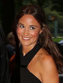 Pippa Middleton at Boodles Boxing Ball 2013 (cropped).jpg