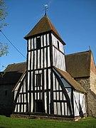 Pirton Church Tower - geograph.org.uk - 1305237.jpg