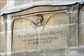 Plaque commémorative dun immeuble art nouveau dHector Guimard à Paris (4818958538).jpg