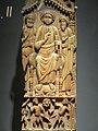 Plaque d'ivoire VIe siècle.jpg