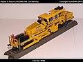 Plasser & Theurer USP 2000 SWS DB Bahnbau Kibri 16060 Modelismo Ferroviario Model Trains Modelleisenbahn modelisme ferroviaire ferromodelismo (9856259135).jpg