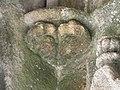 Plouha (22) Chapelle de Kermaria-an-Isquit Porche sud Intérieur 13.JPG