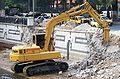 Poclain excavator in Syria.JPG