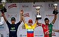 Podio de la Vuelta de la Juventud 2014.jpg