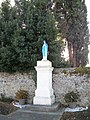 Pointis-de-Rivière Statue de la Vierge Marie.jpg