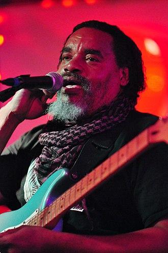 Ike Willis - Willis performing in 2015