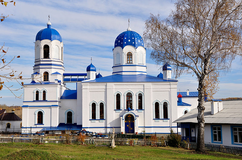 Покрово-Эннатский монастырь