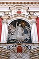 Poland-00597 - Above the Main Entrance of St. Stanislaus (29733778543).jpg