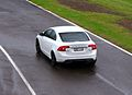 Police in a S60 about to hit the track - Flickr - Highway Patrol Images.jpg